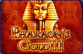 Играть в популярный автомат Фараон III