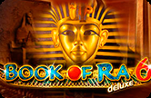 Азартные игровые автоматы Книга Ра 6 Делюкс
