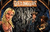 бесплатный игровой автомат Gold Diggers