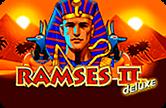 игровой автомат онлайн Ramses II Deluxe