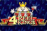 Игровой автомат Четыре Короля Барабанов