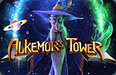 Играть бесплатно в слот Башня Алкемора