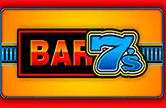Азартные игры Bar 7's