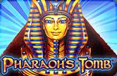 Популярные игровые автоматы Pharaohs Tomb