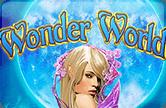 Игровые слоты Wonder World