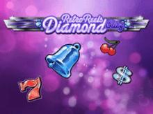 Играйте на деньги в Retro Reels Diamond Glitz