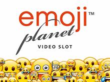 Игровой автомат онлайн Планета Эмодзи